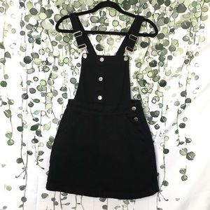 H&M Denim Overall Dress